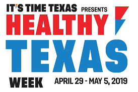 Jourdanton Celebrates Healthy Texas Week