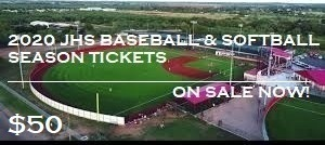 2020 Baseball & Softball Tickets