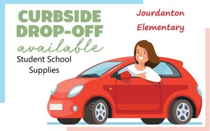 Curbside drop-off and important information