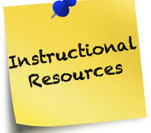 Instructional Resources- Grade level specific