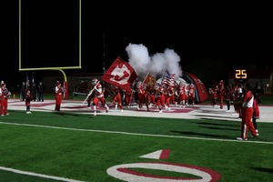 Bi-District Playoff Game