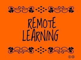 Remote Learning Starts April 6th!