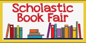 Elementary Book Fair Oct 21-25