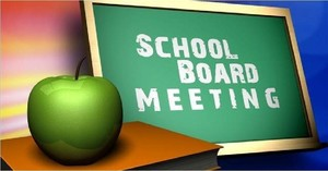 School Board Meeting; Zoom Instructions