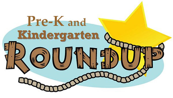 PreK and Kinder Round Up